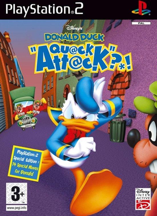 Bol Com Donald Duck Quack Attack Bandai Namco Games
