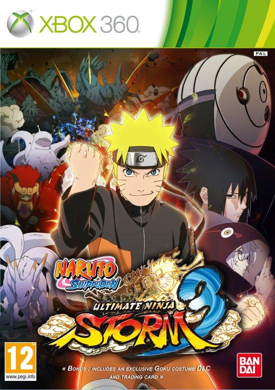 Naruto Shippuden: Ultimate Ninja Storm 3