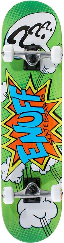 Enuff Pow Groen 7.25 Mini Skateboard in De Kraan