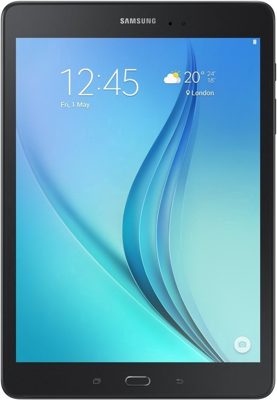 Samsung Galaxy Tab A - Zwart - Tablet - Met 3800mAh Samson Powerbank