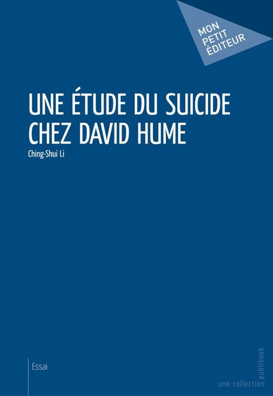 """analysis of suicide by david hume 2009-10-12 this paper presents a new analysis of the logical structure of hume's attack on the theological objection to suicide i suggest that hume intends his reasoning in """"of suicide  david bourget (western ontario) david."""
