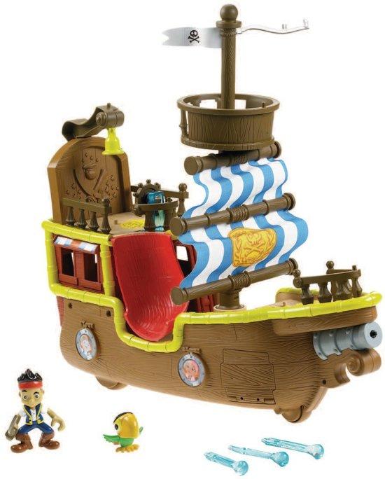 Fisher-Price Jakes Muzikale Piratenschip Bucky - Speelfigurenset in Ede