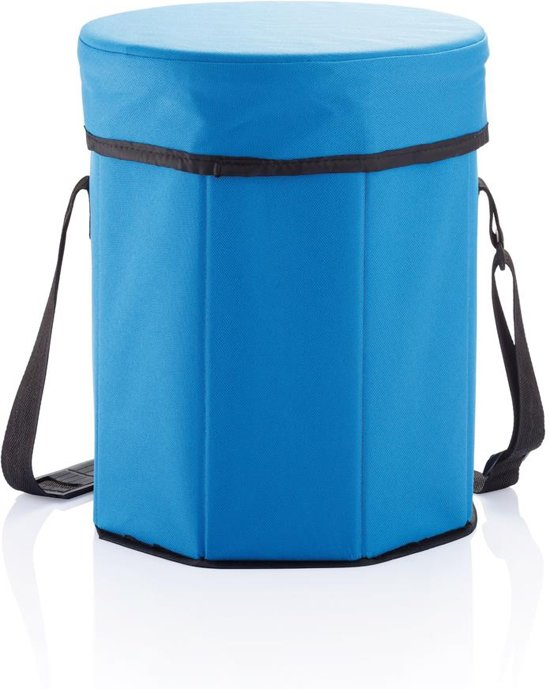 Koeltas Cooler Seat - Blauw in Hertme