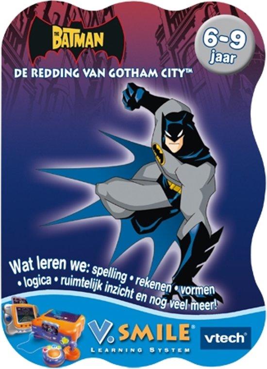 VTech V.Smile - Game - Batman & Truckie
