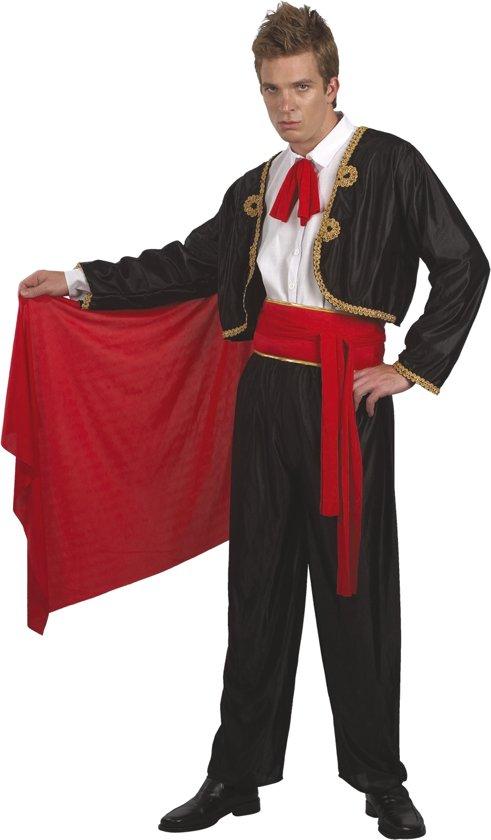 Luxe Matador - Kostuum - Maat M/L - Zwart