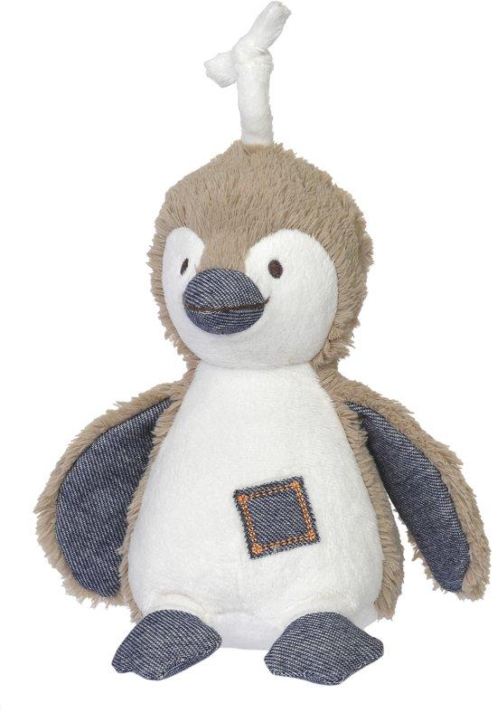Happy Horse Pinguïn Puck Muziekknuffel in Steenenkamer