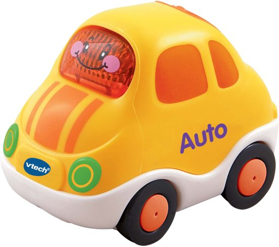 VTech Toet Toet Auto's Auto - Speelfiguur in Brasmenil