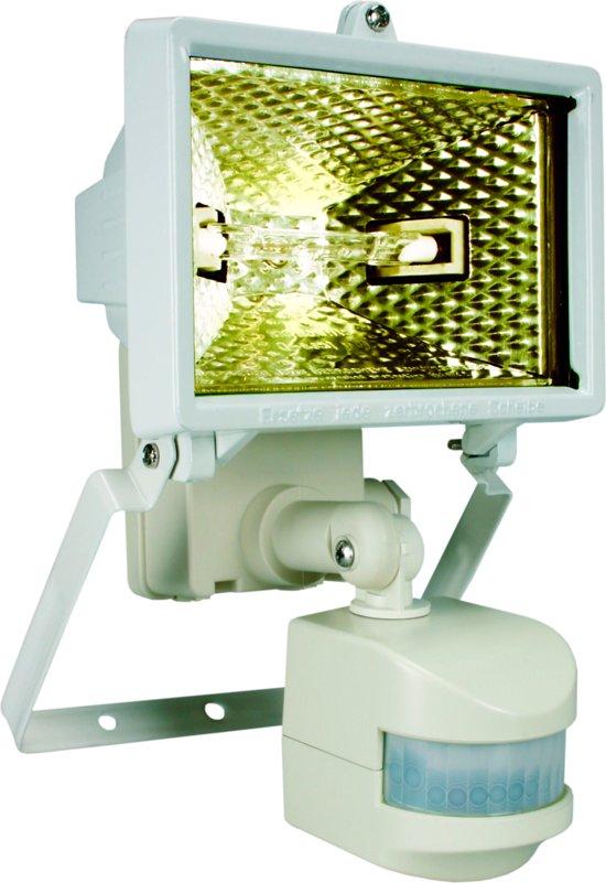 Smartwares es120w beveiligingslamp for Projecteur exterieur double