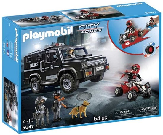 Playmobil Politie Special Force - 5647 in Melle