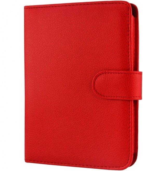 Rode Keukenapparaten : bol.com Rode Leren Beschermhoes Pocketbook Touch Lux 3 (Cover / Case