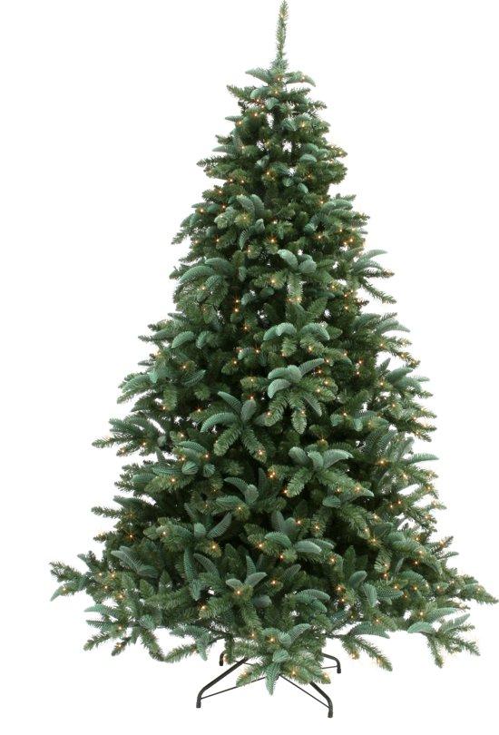 black box trees kerstboom hamilton h155d109 groen tips 1103. Black Bedroom Furniture Sets. Home Design Ideas