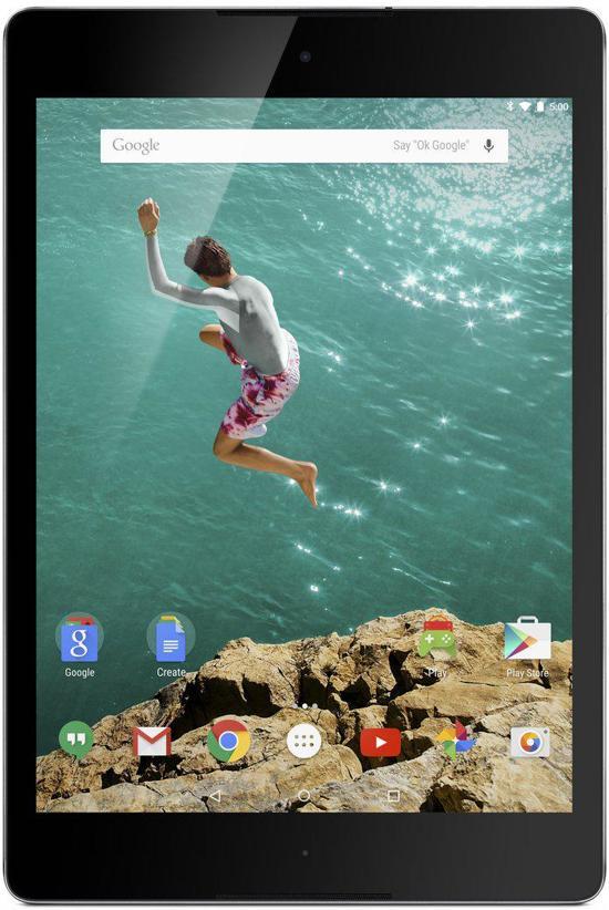 HTC Nexus 9 - 16GB - Wit - Tablet