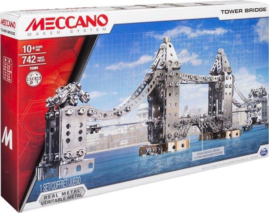 Meccano Tower Bridge - Bouwset in Oosterhof