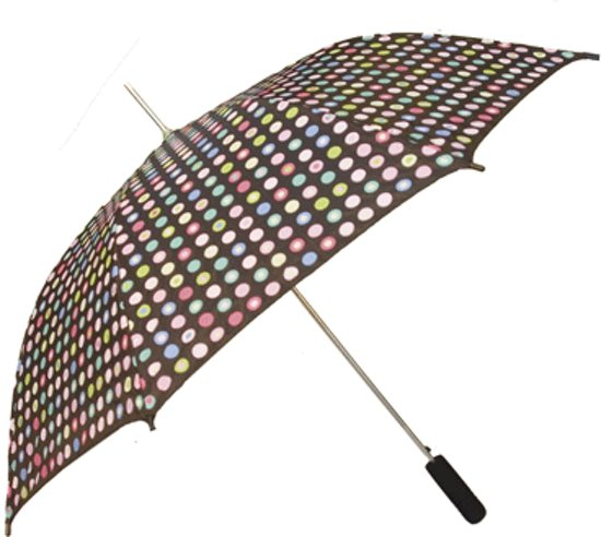 Fun & Feest Paraplu - Ø  - Zwart in Bissegem