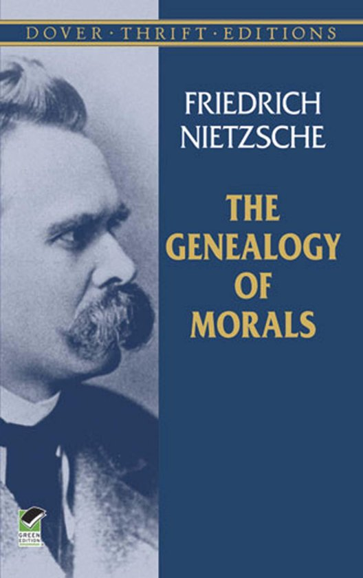 essays on genealogy of morals