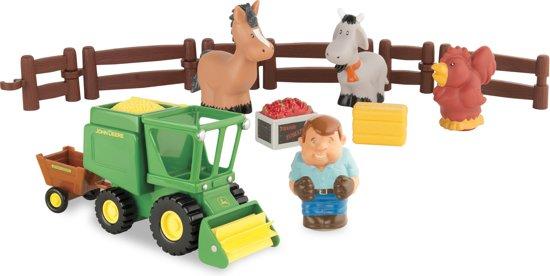 Britains John Deere Speelgoed - Oogsten Maar! Speelset in Peerenboom