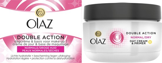 Olaz Double Action - 50 ml - Dagcrème