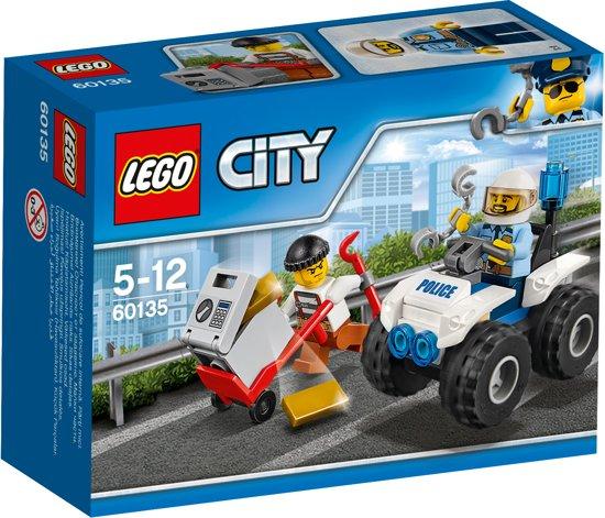 LEGO City ATV-arrestatie - 60135 in Noorderburen