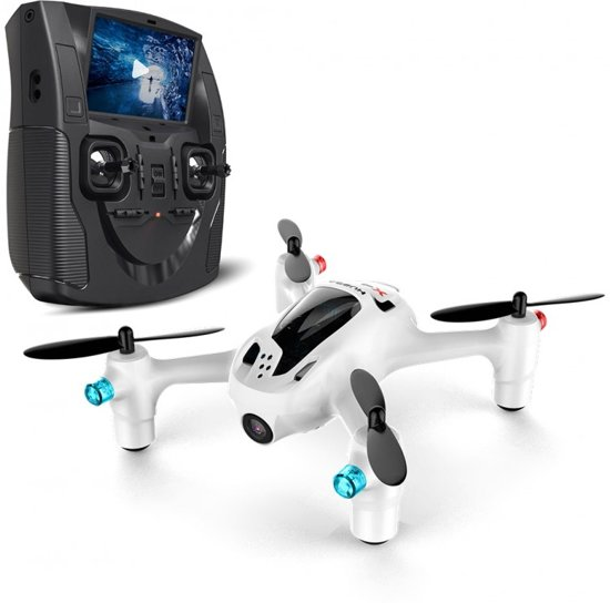 Hubsan H107D+ Mini Quadcopter - Drone in Groot-Valkenisse