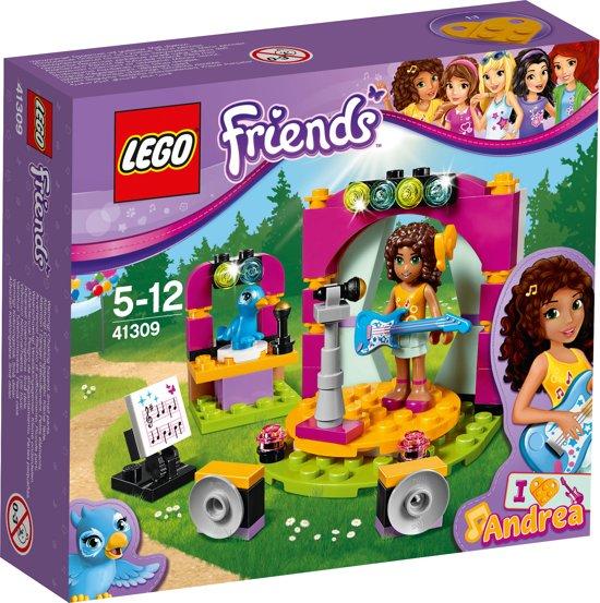 LEGO Friends Andrea's Muzikale Duet - 41309 in Zandvoorde (Zonnebeke)