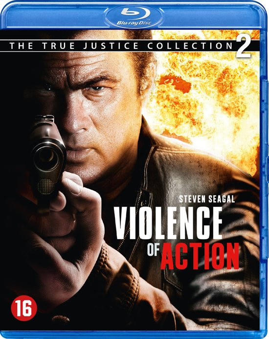 True Justice - Violence Of Action