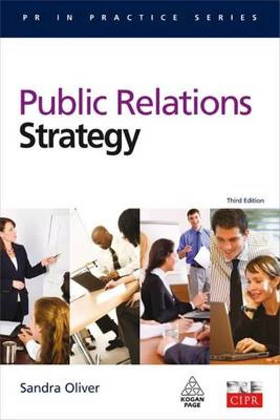 sop for public relations •= steps taken to ensure that said policies, procedures and actions are in the public 16 the components and tools of public relations public.