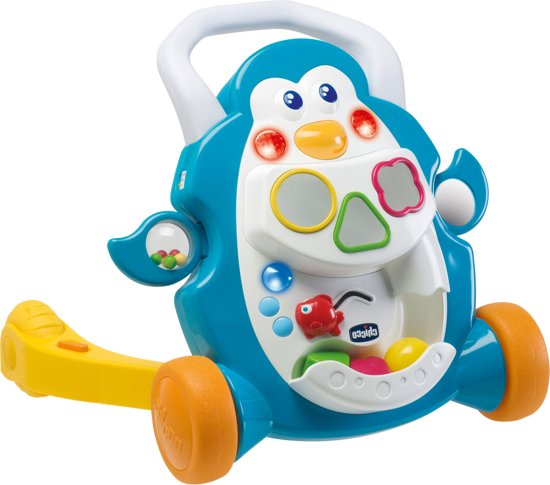 Chicco Babywalker Pinguin