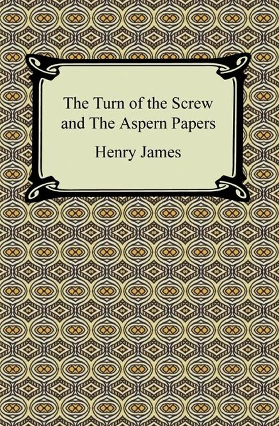 The turn of the screw henry james essay