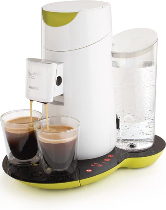 Philips Senseo Twist HD7870/10 - Koffiepadapparaat - Limoengeel met Wit