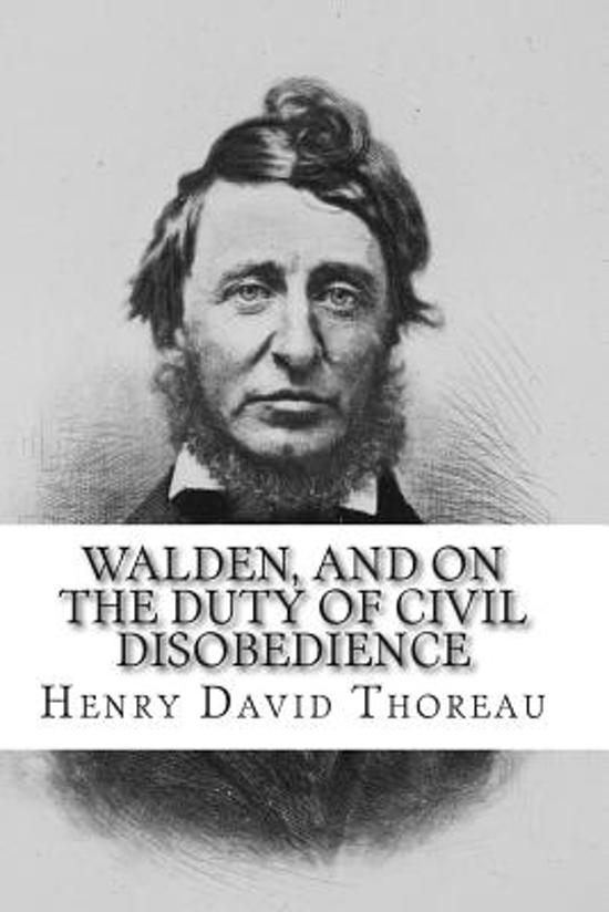thoreaus essay on the duty of civil disobedience. Academic summary in his essay on the duty of civil disobedience, henry david thoreau implores the people of the young nation of america to remember that government isbut an expedient.