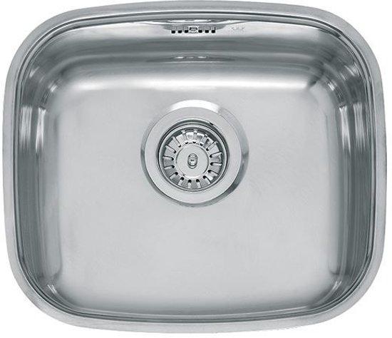 GROHE Minta keukenmengkraan, draaibereik 0°/150°/360°, SuperSteel, L-uitloop in Ellezelles
