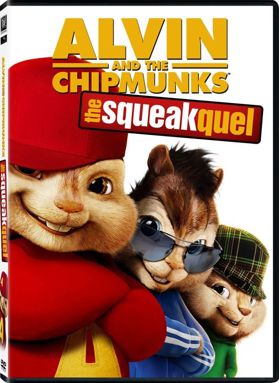 Alvin And The Chipmunks 2: The Squeakquel