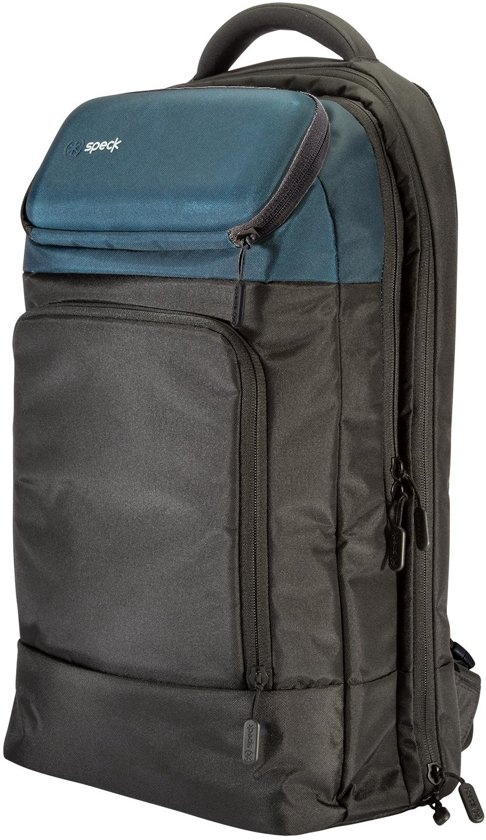 Speck MightyPack Plus - Coal Dust Black / Moody Blue / Polar Grey / Polar Grey in Klein Mariekerke