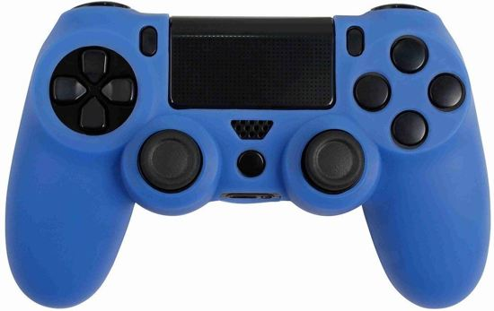 ORB PS4 Controller Silicon Skin - Blue in Lobith