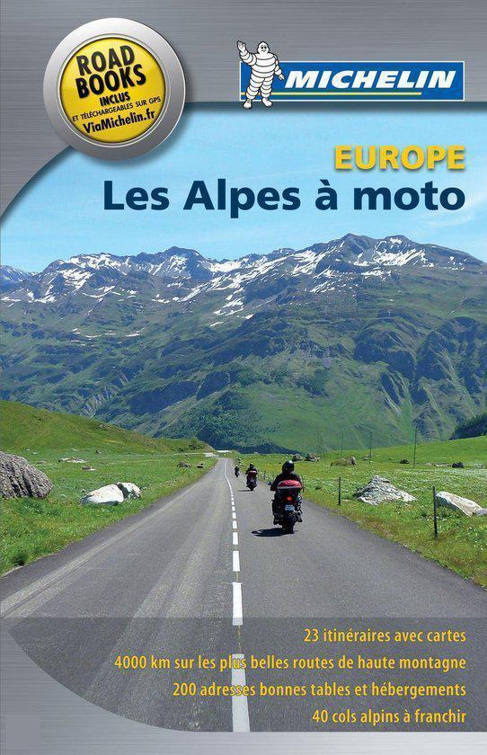 guide vert alpes moto europe 60090 9782067181496 boeken. Black Bedroom Furniture Sets. Home Design Ideas