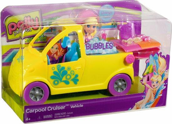 Polly Pocket Poolparty Cabrio
