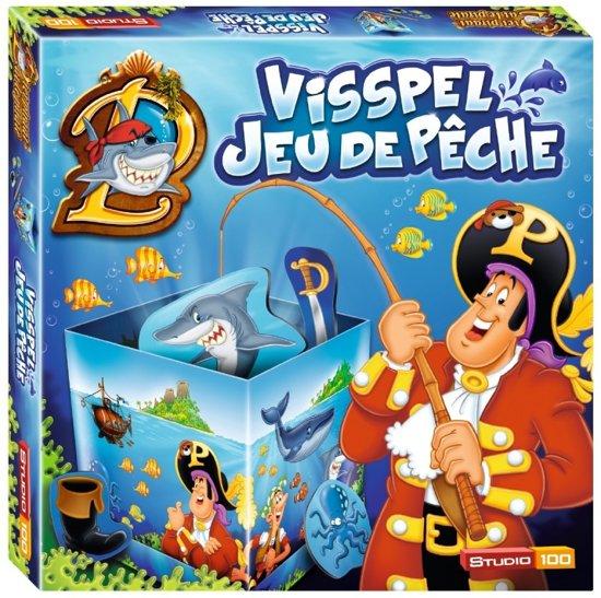 Piet Piraat Visspel - Kinderspel in Oegstgeest