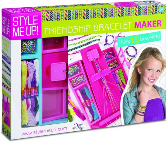 Style Me Up Friendship Bracel. in Heusden