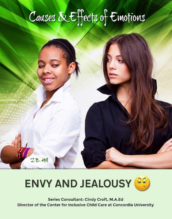 envy vs jealousy essay