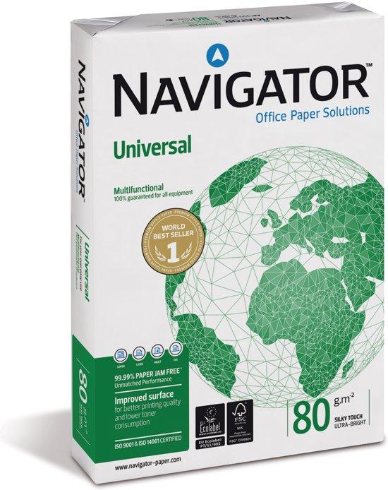 Navigator 330964 A3 (297×420 mm) Wit papier voor inkjetprinter