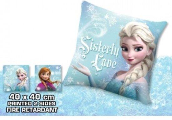 Frozen kussens Duopack  40x40 Anna Dubbelzijdig Elsa in Neufch?teau (Lg.)