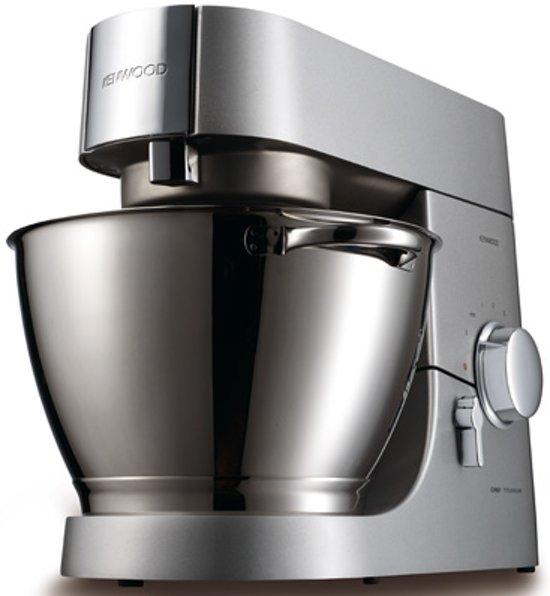 kenwood chef titanium kmc050 keukenmachine. Black Bedroom Furniture Sets. Home Design Ideas