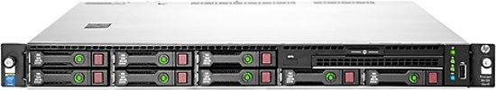 Hewlett Packard Enterprise ProLiant DL120 Gen9 E5-2630v4 8GB-R H240 8SFF 550W PS Entry 2.2GHz E5-2630V4 550W Rack (1U)