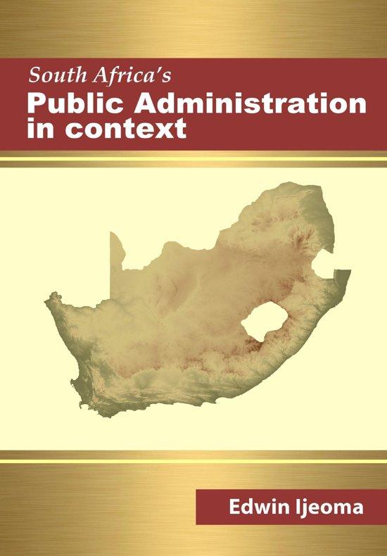 public administration books free download pdf