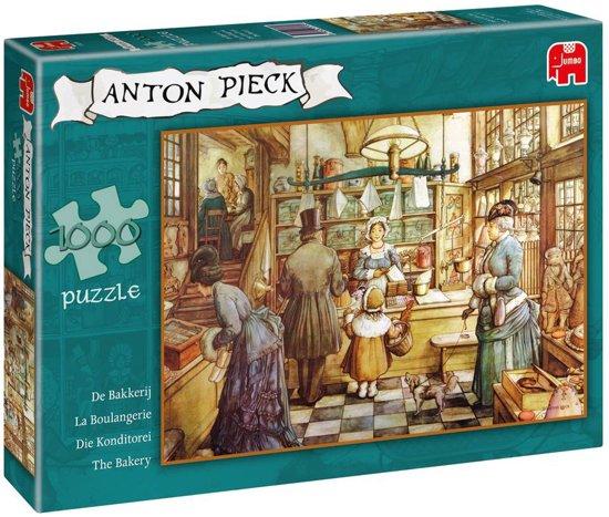 Anton Pieck De Bakkerij - Puzzel - 1000 stukjes in Ugchelen