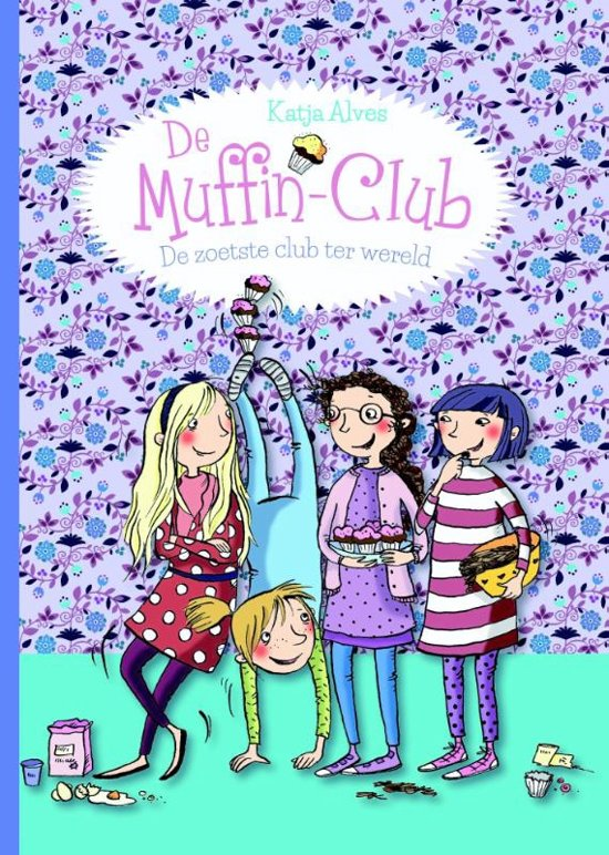 De Muffin-Club 1 - De zoetste club ter wereld