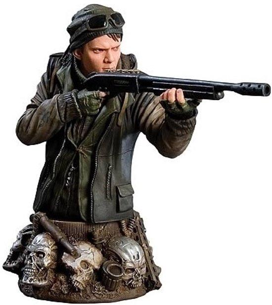 Terminator Salvation : Kyle Reese Bust in Etenaken