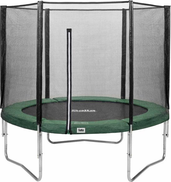salta combo 213 cm groen trampoline top twence. Black Bedroom Furniture Sets. Home Design Ideas