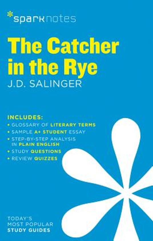 Catcher in the Rye Paragraph Format