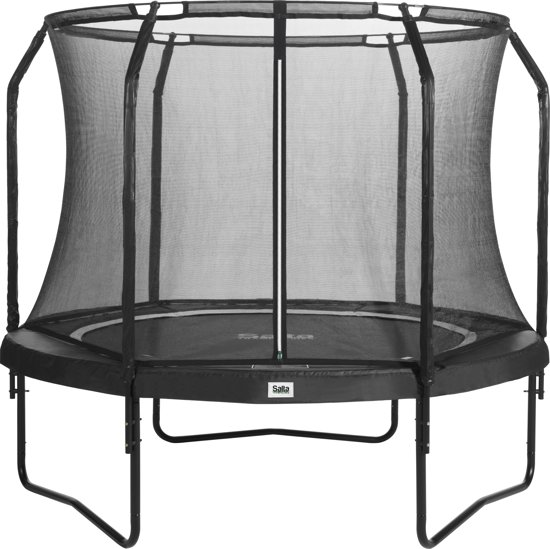 salta premium black edition combo 305 cm trampoline. Black Bedroom Furniture Sets. Home Design Ideas